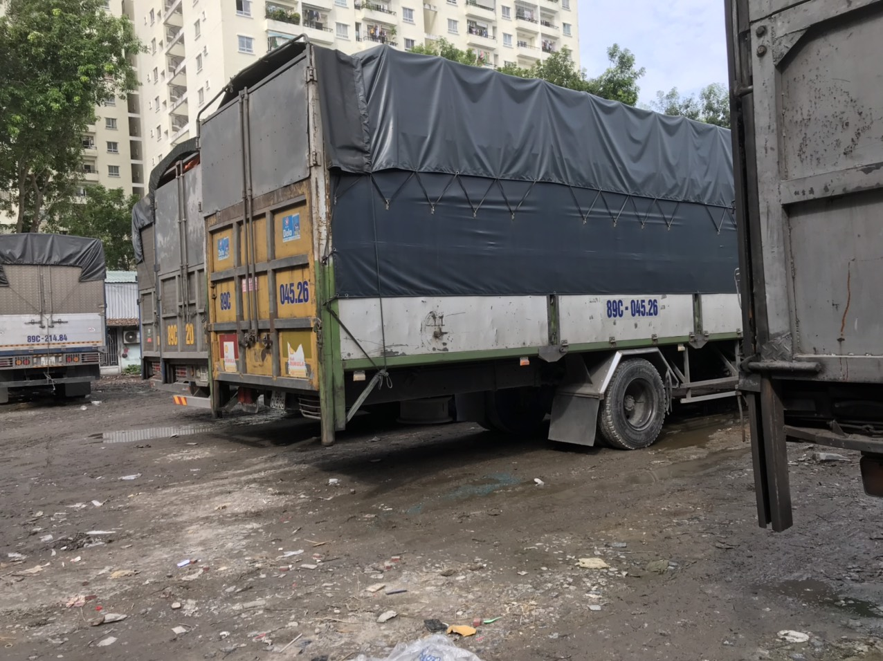 vận chuyển hàng đi các tỉnh Miền Trung